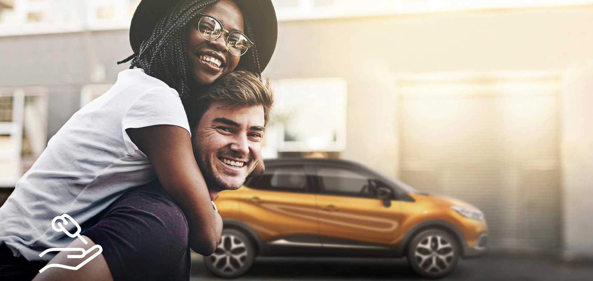 Genießen Sie Ihr flexibles Abo von Renault mit maximaler Flexibilität