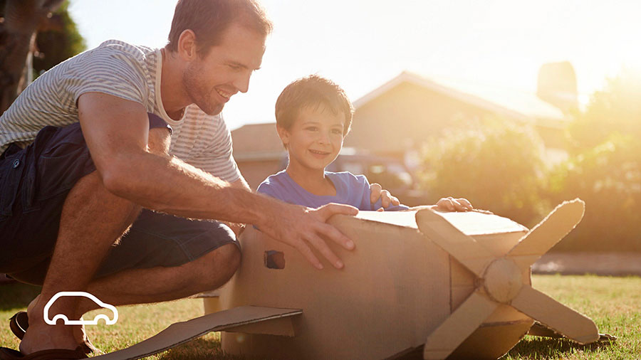 Genießen Sie Ihr flexibel Renault Abo mit Ihrer ganzen Familie