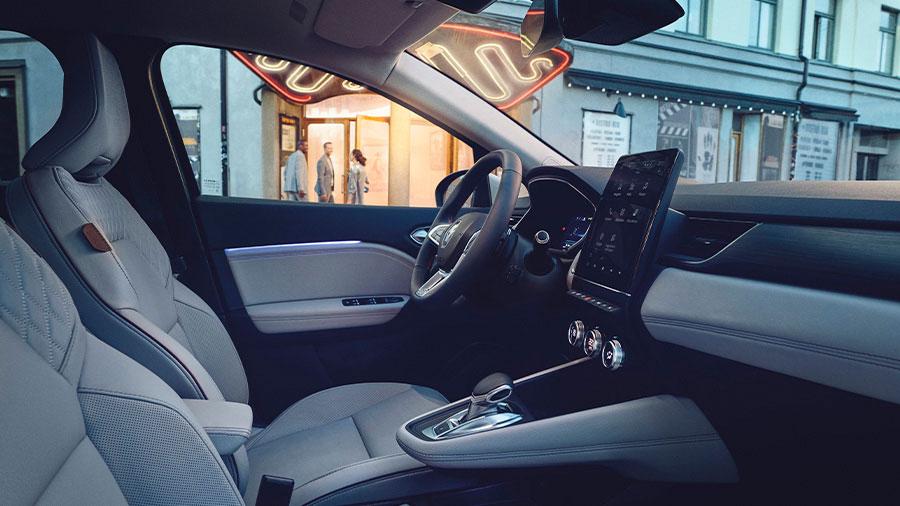 Das Renault Abo voll ausgestattet von ViveLaCar