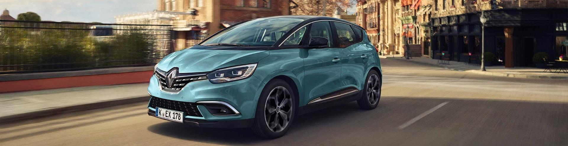 Ab sofort gibt es Renault auch im flexiblen Auto Abo von ViveLaCar