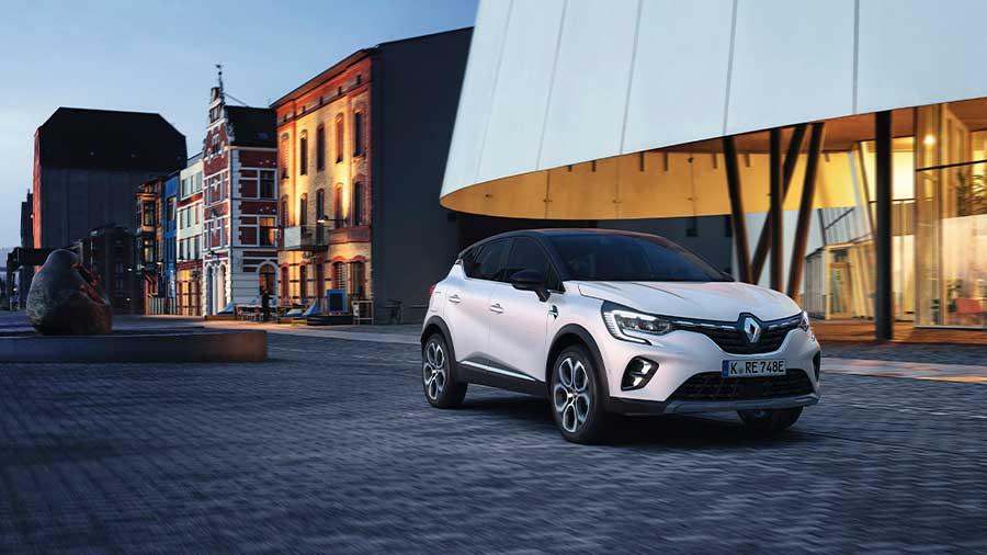 Das flexible Renault Abo in nur wenigen Schritten buchen