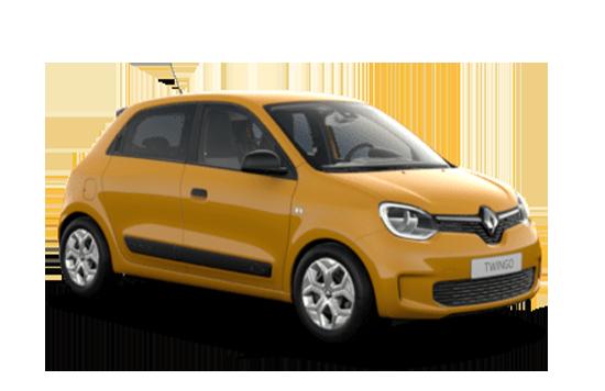Kleinwagensegment von Renault