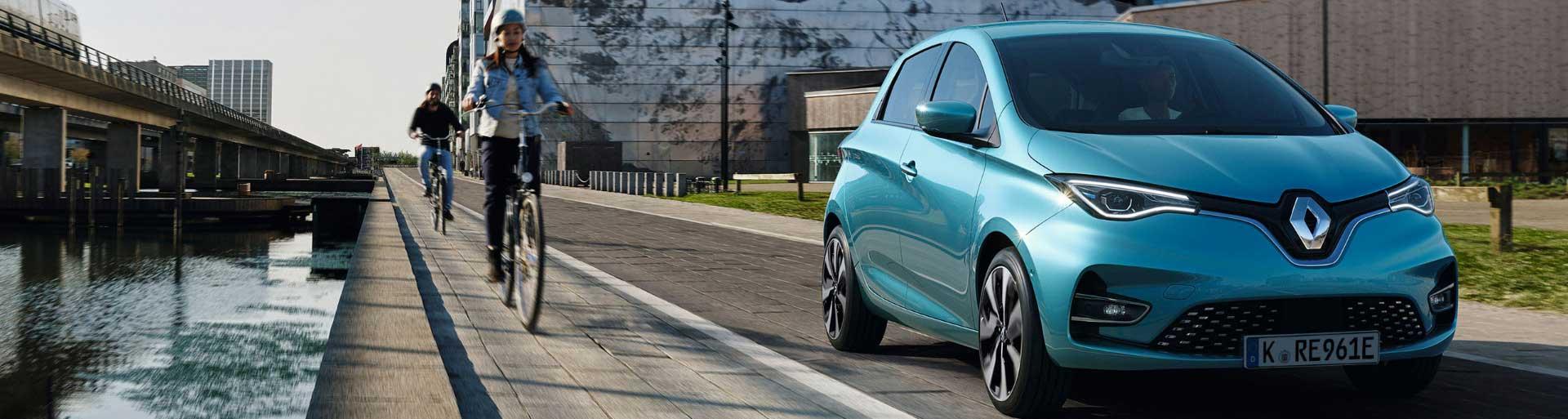 Jetzt abonnieren - das flexible Renault Abo!