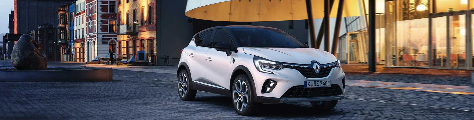 Maximale Flexibilität und minimaler Aufwand zum Renault Abo