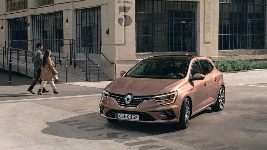 Renault - maximale Flexibilität im Abo